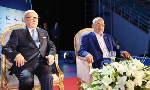 Caid-Essebsi-Ghannouchi-10e-congres-Ennahdha