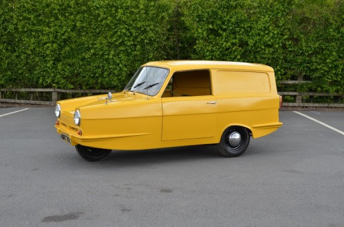 Reliant Supervan III 21E