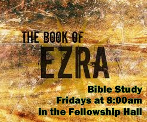 New Bible Study – The Book of Ezra