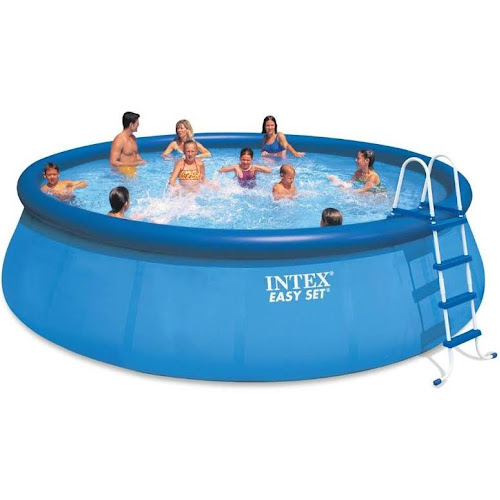 Google Express - Intex nflatable Easy Set Above Ground Pool w/ Pump ...
