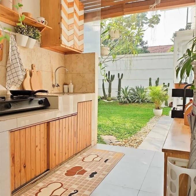 Foto Desain Dapur Rumah Minimalis | Ide Rumah Minimalis