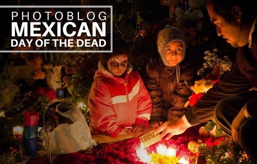 [Photos] Day of the Dead in Mexico - Castaway with Crystal