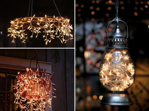 Handmade Outdoor Lighting Ideas | InteriorHolic.