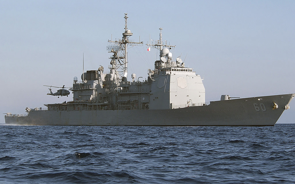 USS Normandy (CG 60)