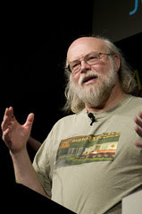 Mr. James Gosling, General Session, Sun Tech Days 2008 in Tokyo Day1, 2008.12.02