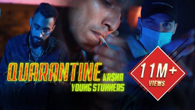 Quarantine Lyrics | Talha Anjum x Talhah Yunus x KR$NA