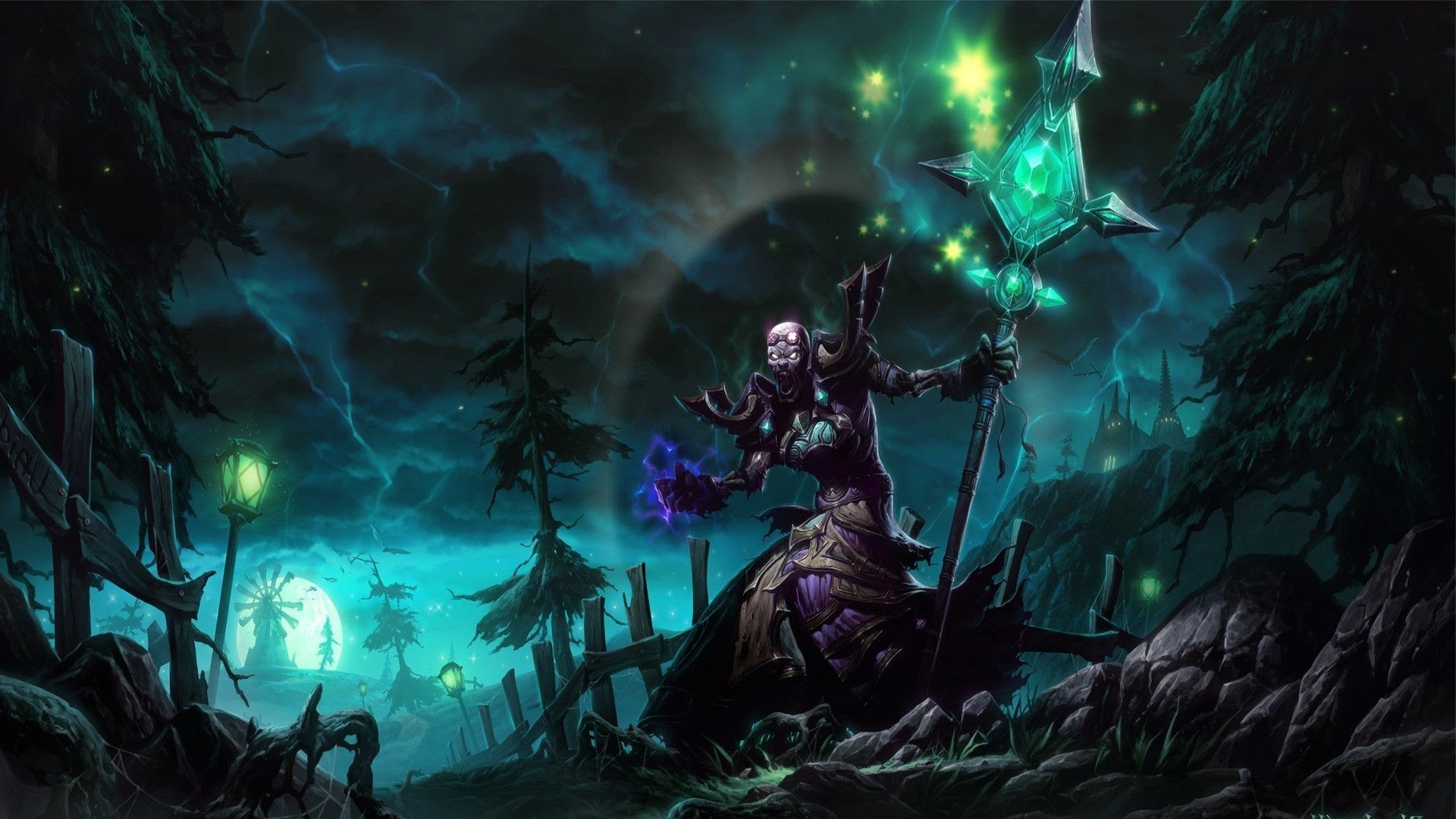 World Of Warcraft 2k Wallpapers
