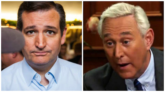 Stone: Ted Cruz should be put in Handcuffs for Voter Fraud - Truth And Action