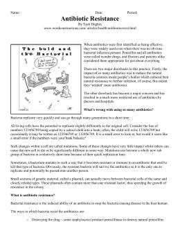 34 Bacteria Review Worksheet 1 Answers - Notutahituq ...