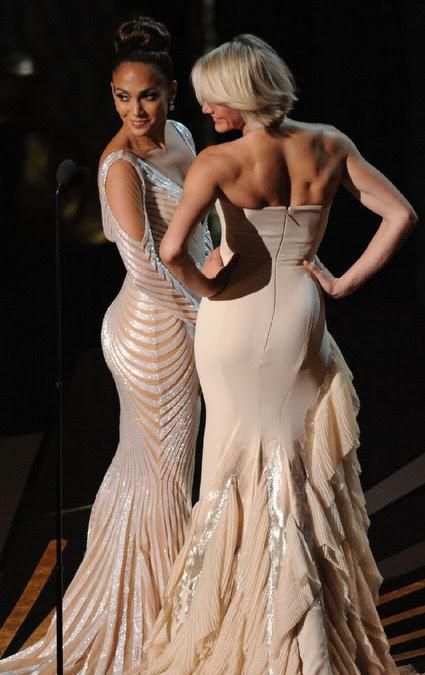 Jennifer Lopez and Cameron Diaz