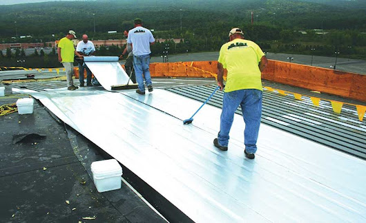 Productivity on the Rooftop has Never Been More Important on EPDM Installations