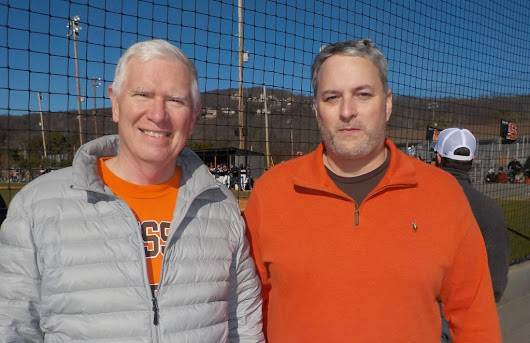 Rep. Mo Brooks, 100-plus former Grissom baseball players gather to mark field's final year