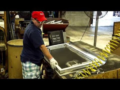 RV videos: Custom-Built Compartment Doors by Tiffin Motorhomes, Unity FX by Leisure Travel Vans, and Nexus RV 2017 Ghost 34DS Super C Motorhome & Spartan Chassis