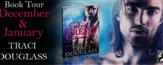Blood Freed Book Tour+ Giveaway