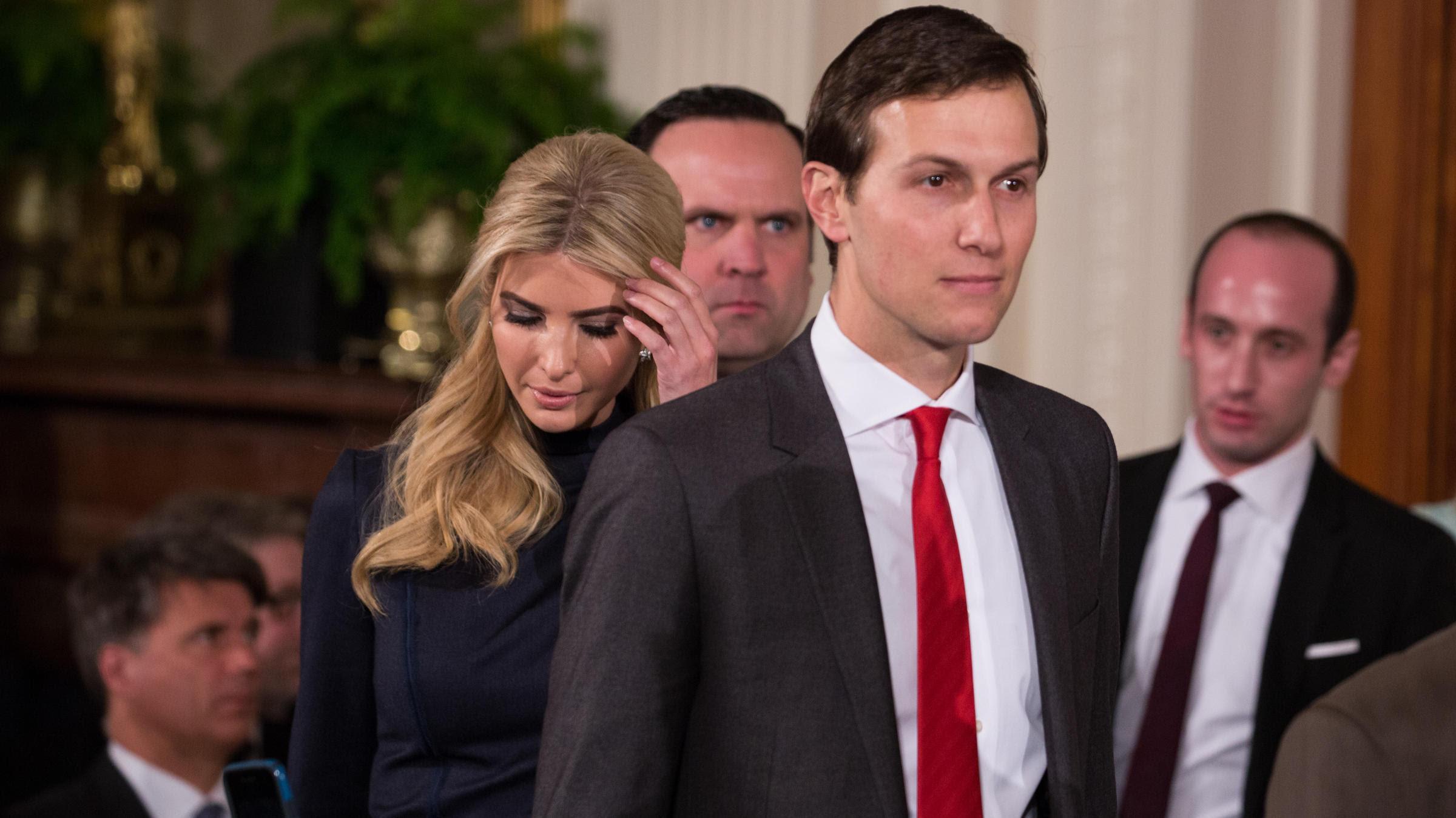 Image result for Trump-Kushner crime family, New Abwehr political campaign contributors