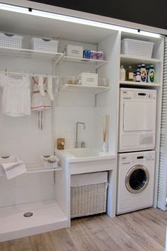 So Fresh & So Clean (yes I have a dream laundry room) on Pinterest