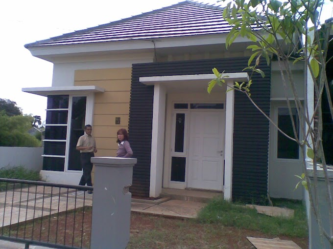 Contoh Denah Rumah Minimalis 1 Lantai | Ide Rumah Minimalis