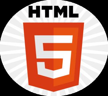 HTML5 oval logo, see W3C HTML5 logo) Français ...