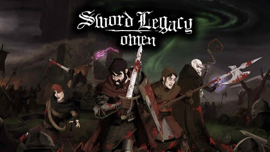 Sword Legacy Omen - Preview | SafariGames Italia