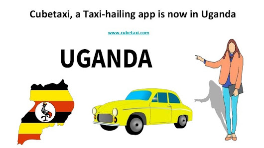 Cubetaxi, a taxi hailing app is now in Uganda