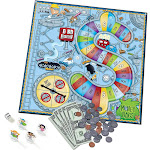 Learning Resources Money Bags A Coin Value Game, 2+