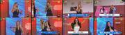 A cantora Bruna sensual a cantar na Tv