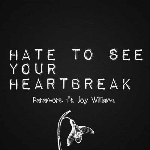 Hate To See Your Heartbreak (Paramore ft. Joy Williams)Cover
