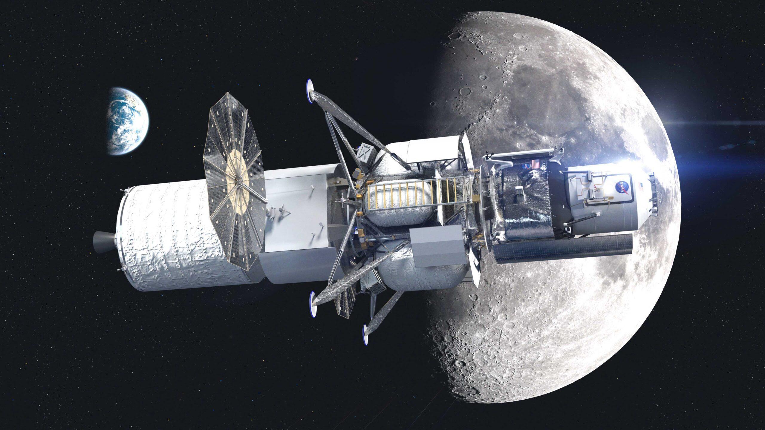 NASA selects five companies for lunar lander studies