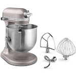 Kitchenaid 8 Quart Commercial Stand Mixer (nsf Certified) - Nickel Pearl - KSM8990NP