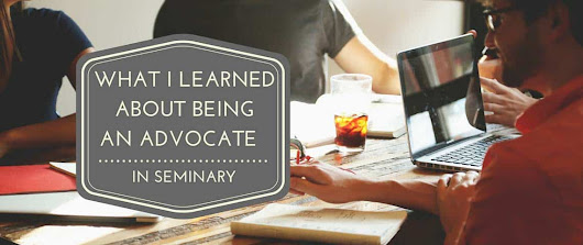 What I Learned about Being an Advocate for Women in Seminary - The Junia Project