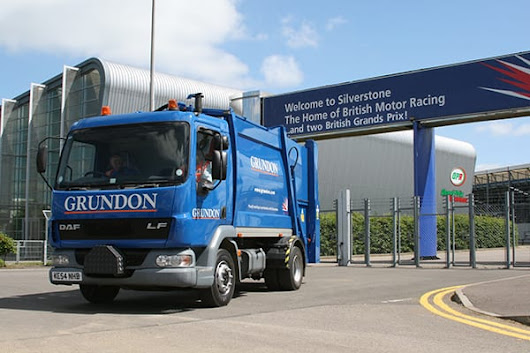 Case Study: Silverstone - Putting waste management on pole position at Silverstone