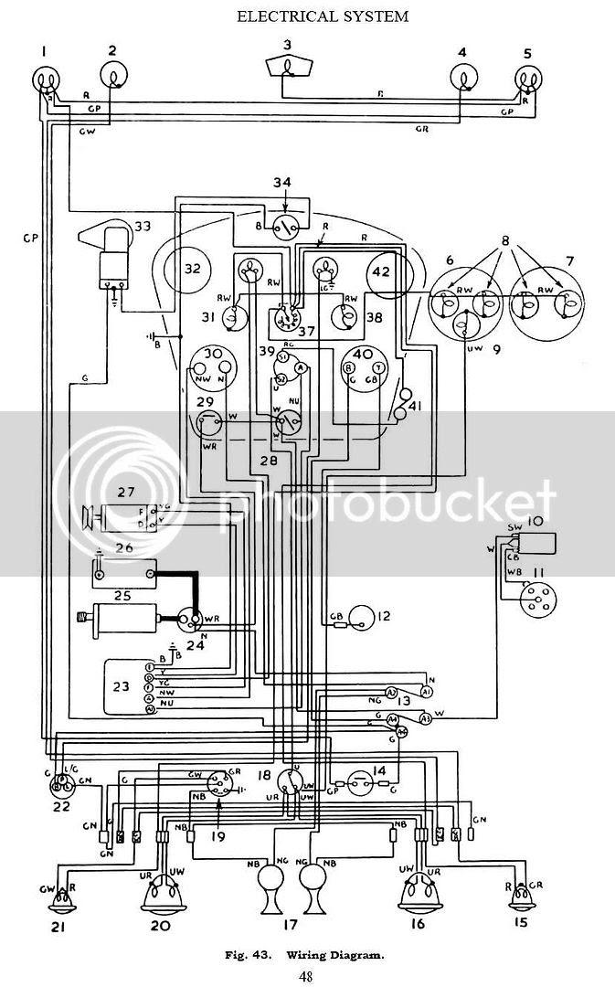 Wiring Diagram For Triumph Spitfire - Wiring Diagram Schemas