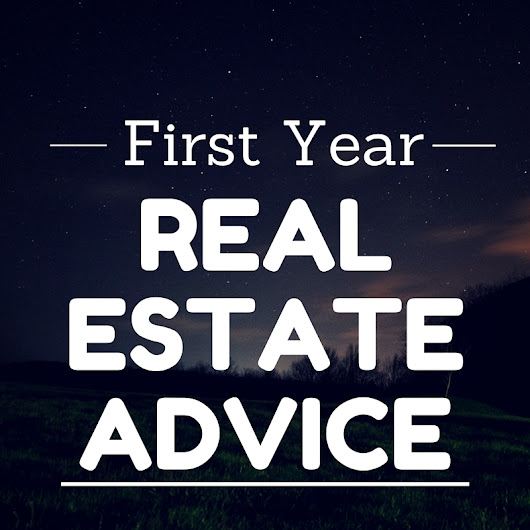 First Year Real Estate Advice: 17 Realtors® Go Back in Time!