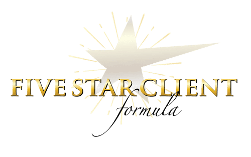 Five Star Client Formula | Masterpeace Coaching Five Star Client
