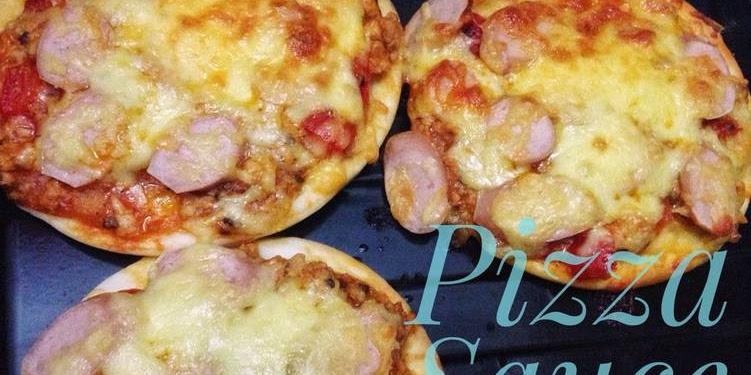 Resep Pizza Sauce Bolognaise Oleh Dewi Lina Faidah
