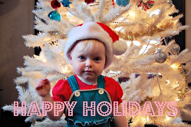 happy holidays ivy