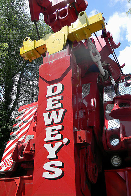 Dewey's Towing History - Towing Janesville WI | Towing beloit WI