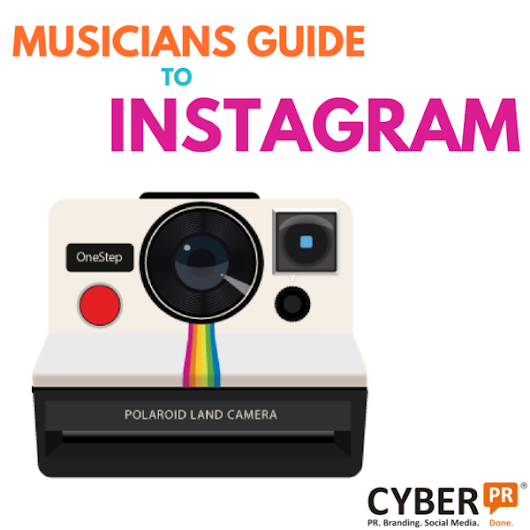 The Musician's Guide to Instagram