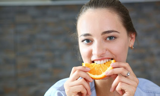 Eating just one orange a day could prevent a common cause of blindness