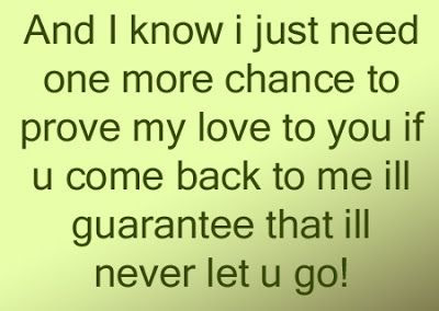 Quotes About Chance Of Love 151 Quotes