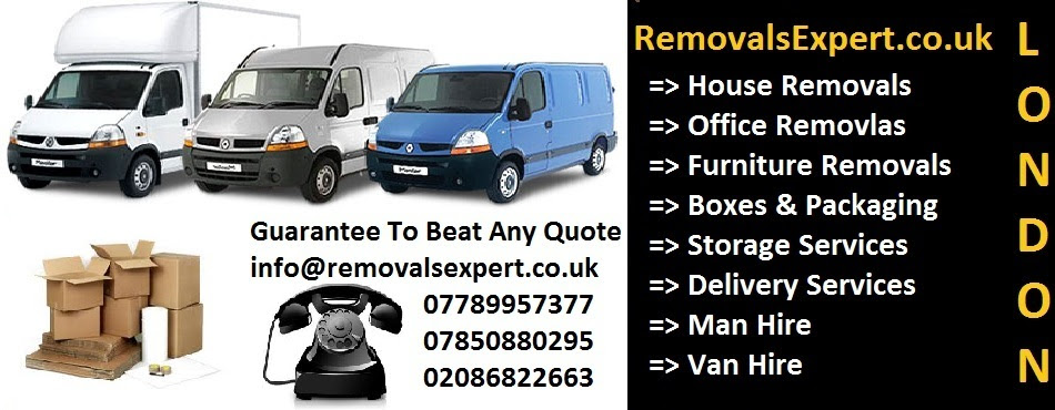 House Removals| Man and Van Hire in Tooting