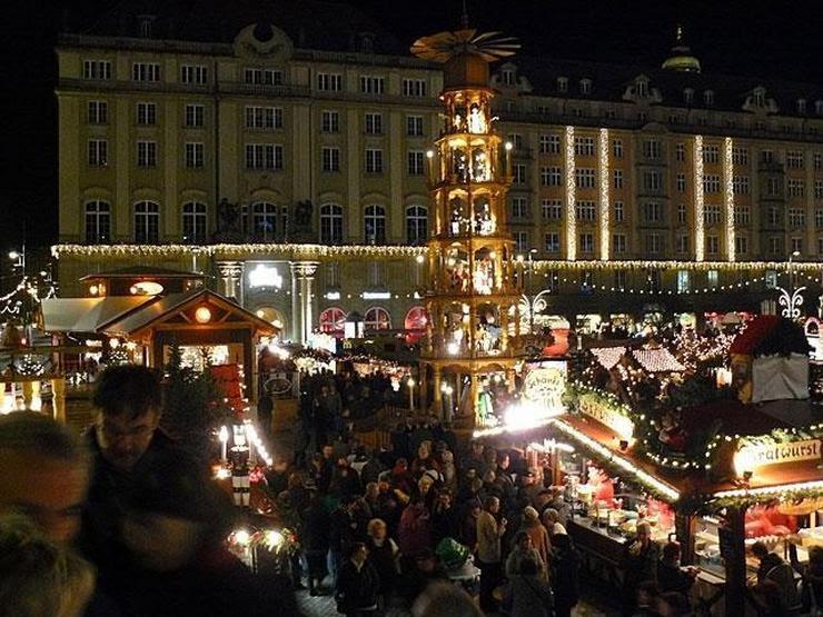 Galeria Niemcy - Drezno - Striezelmarkt, obrazek 40