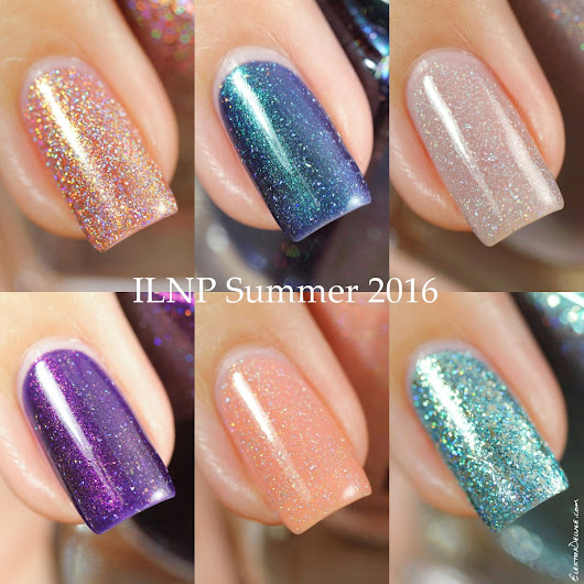 ILNP Summer Collection – Swatches & Review