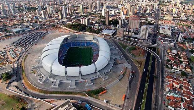Serão seis áreas de estacionamento público disponibilizadas durante a Copa  (Foto: Canindé Soares/G1)