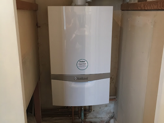 Vaillant Ecotec 832 Fitted in Walthamstow - RJ Gas Heating Services