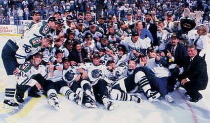 1998-99 Houston Aeros Turner Cup