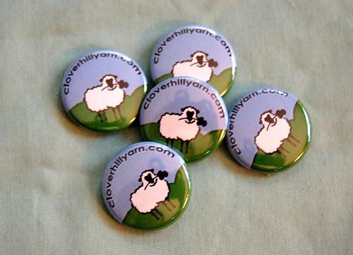 Cloverhill buttons