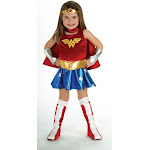 Wonder Woman Costume For Toddlers