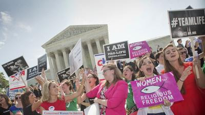 Supreme Court Rules in Favor of Hobby Lobby
