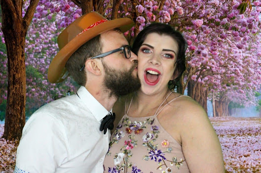 Simon & Lisa's Wedding 26-05-18 - Quirky Photo Booths